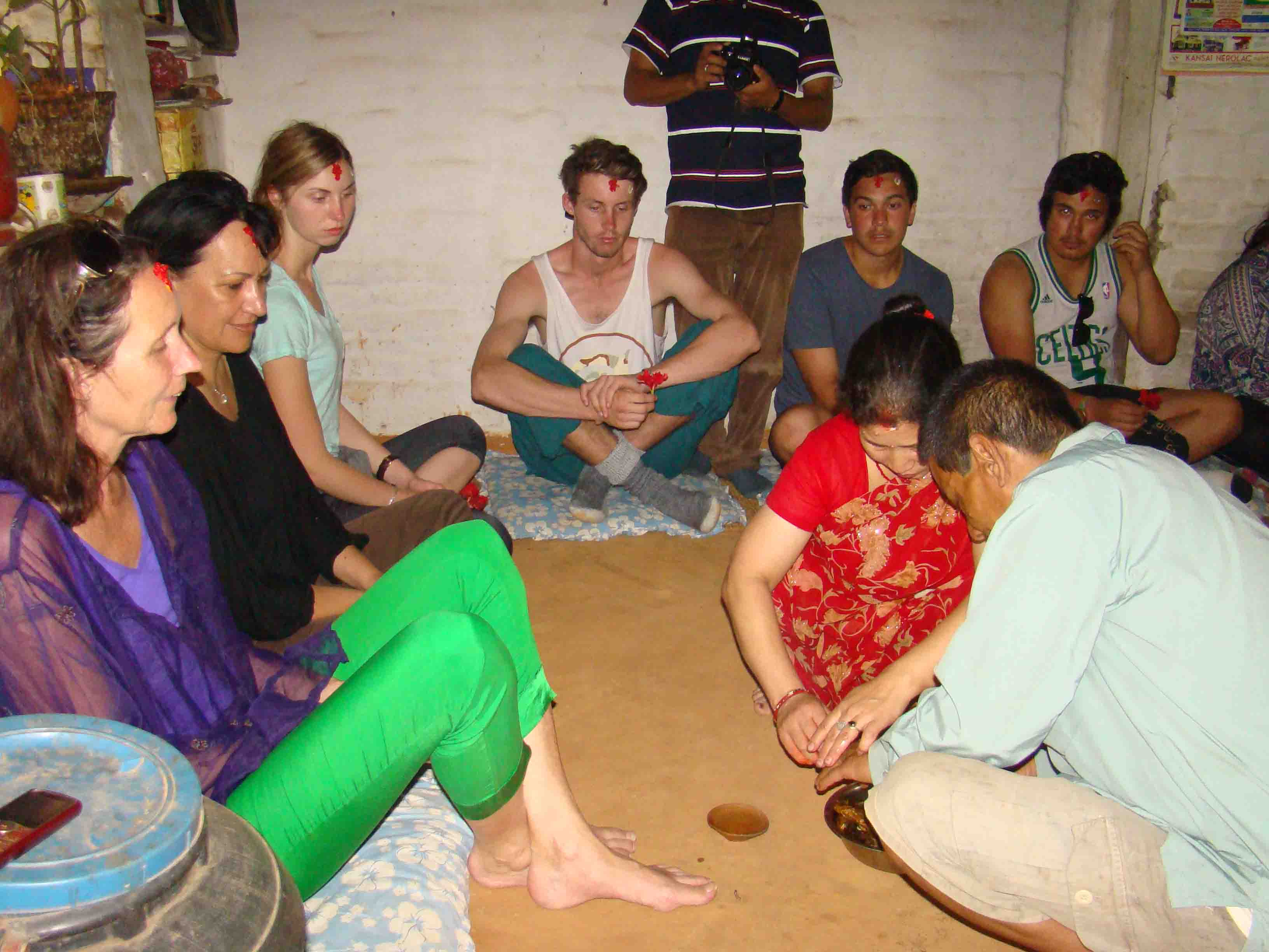 Home Visit Program @ Nepal - New Zealand