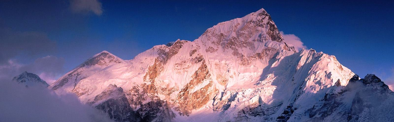 Gloring Mt. Everest